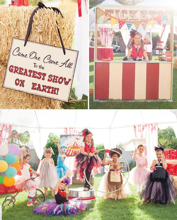 ¿Un circo para los más pequeños?
